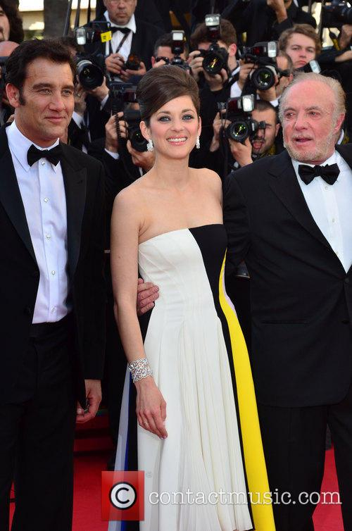 Clive Owen, Marion Cotillard and James Caan 2