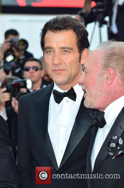 Clive Owen and James Caan 1