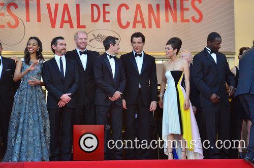 Zoe Saldana, Billy Crudup, Noah Emmerich, Guillaume Canet, Clive Owen, Marion Cotillard and Jamie Hector 3