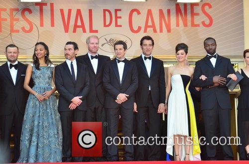 Zoe Saldana, Billy Crudup, Noah Emmerich, Guillaume Canet, Clive Owen, Marion Cotillard and Jamie Hector 5
