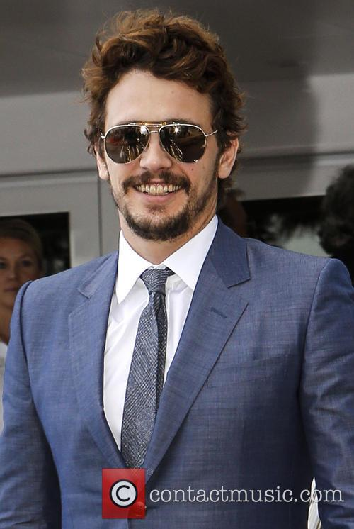James Franco Cannes