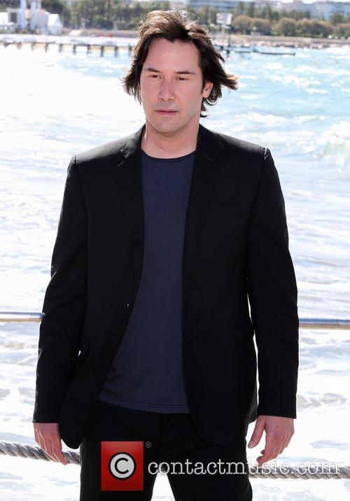 Keanu Reeves, Cannes Film Festival