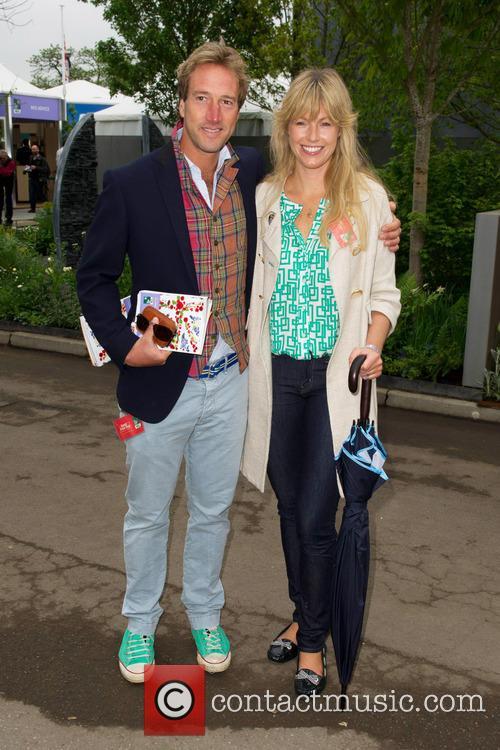 Ben Fogle and Marina Fogle 1