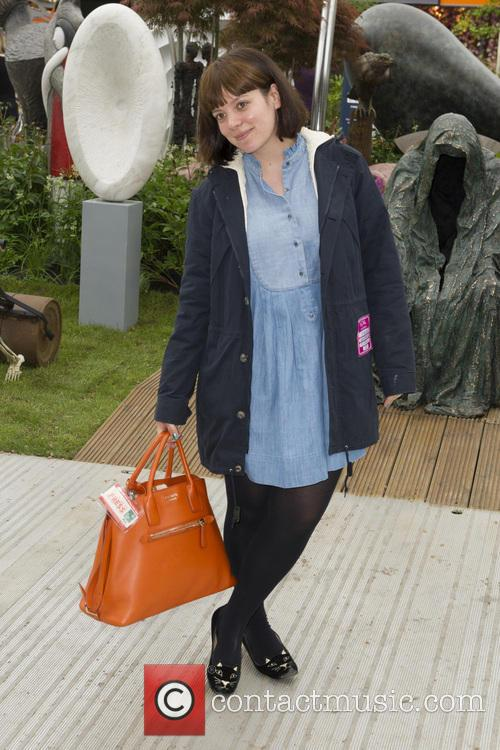 Lily Cooper and Lily Allen 1