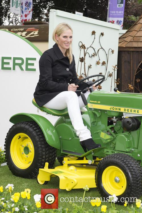 Zara Phillips 18