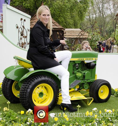 Zara Phillips 19