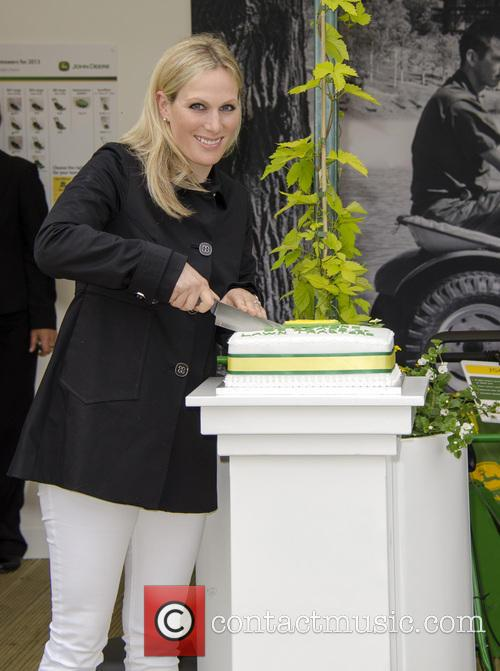 Zara Phillips 21