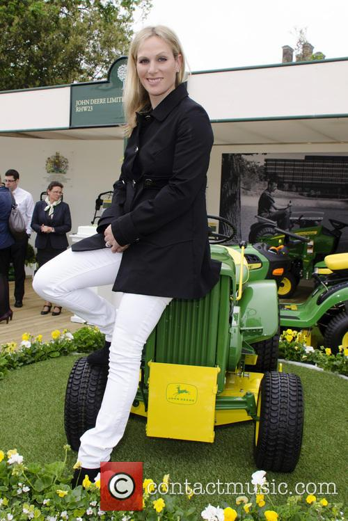Zara Phillips 22
