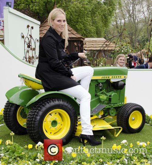 Zara Phillips 23