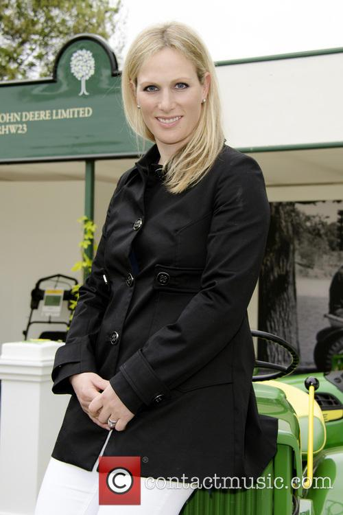 Zara Phillips 24