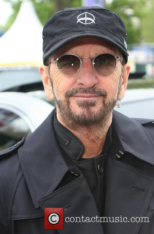 Ringo Starr, London