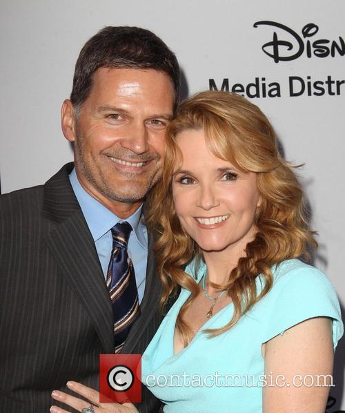 D.w. Moffett and Lea Thompson 1