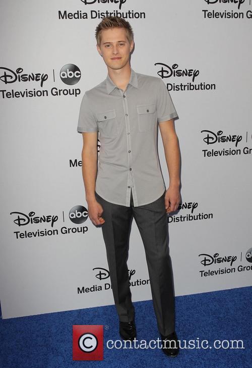 Lucas Grabeel, The Walt Disney Studios Lot, Disney