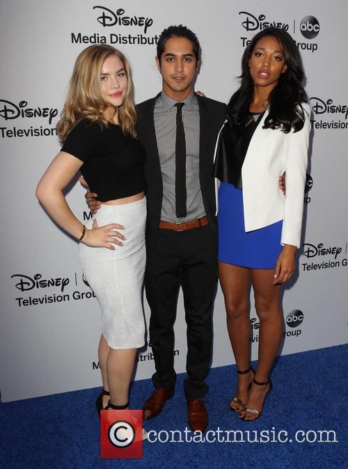 Maddie Hasson, Avan Jogia and Kylie Bunbury 6