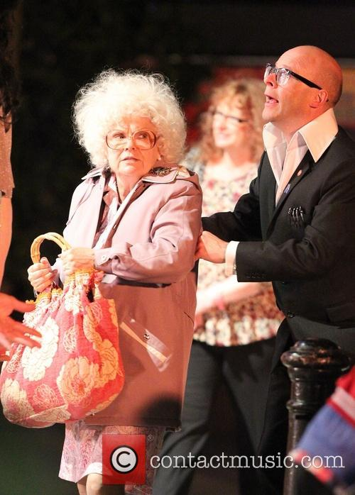 Julie Walters and Harry Hill 3