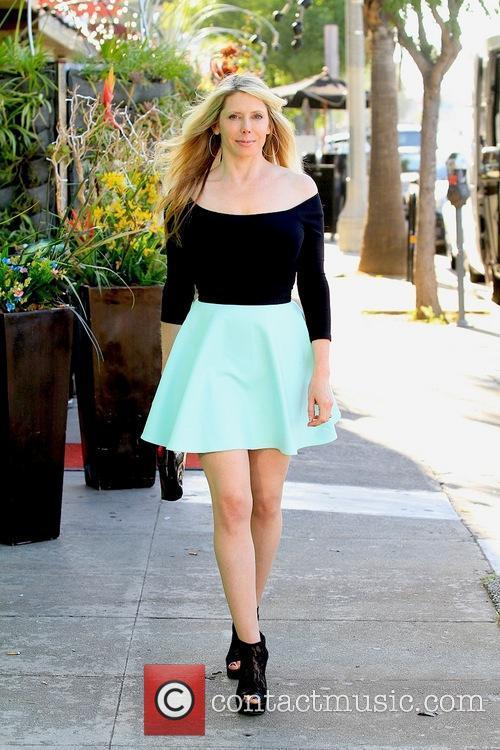 Michelle Harris Spotted on Ventura Boulevard