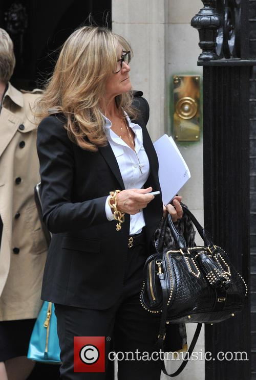 Angela Ahrendts and Ceo Of Burberry 2