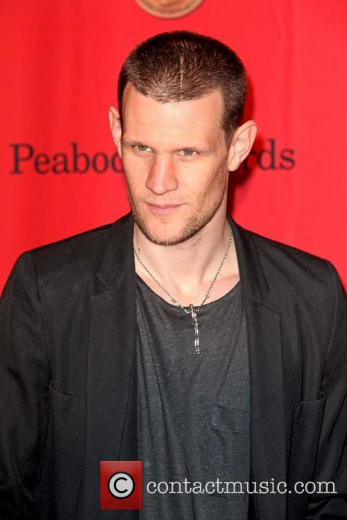 Matt Smith, 2013 Peabody Awards