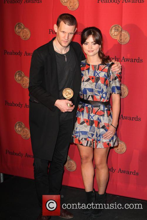 Matt Smith and Jenna Coleman 1