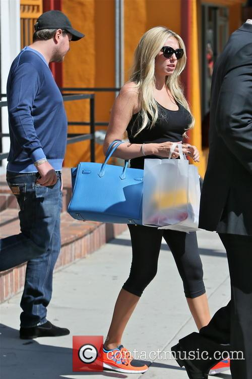 Petra Ecclestone and James Stunt 5