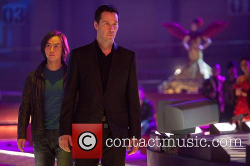 Movie stills for Keanu Reeves directorial debut MAN...