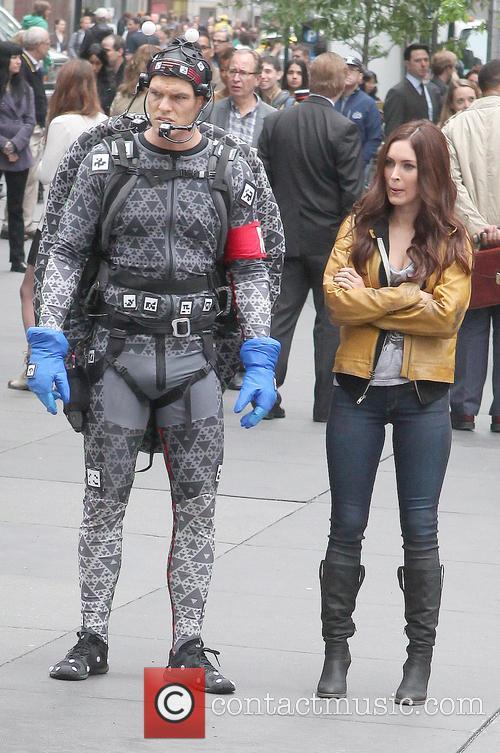 Megan Foc TMNT CGI
