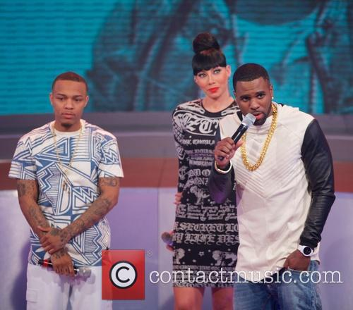 Bow Wow, Bridget Kelly and Jason Derulo 5