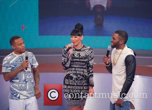 Bow Wow, Bridget Kelly and Jason Derulo 6
