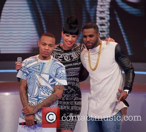 Bow Wow, Bridget Kelly and Jason Derulo 1