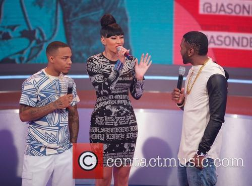 Bow Wow, Bridget Kelly and Jason Derulo 9