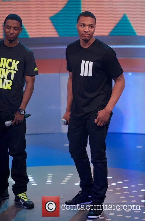 damian lillard today on 106 park live 3678501