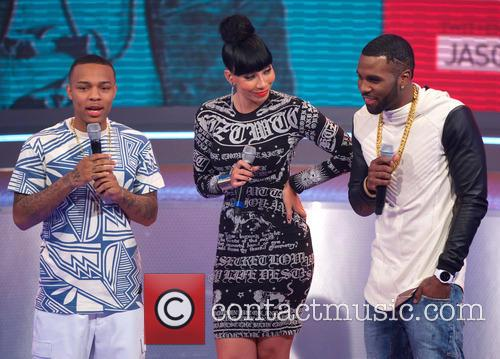Bow Wow, Bridget Kelly and Jason Derulo 2