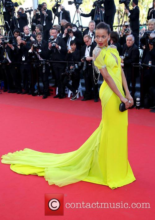 Selita Ebanks, Cannes Film Festival