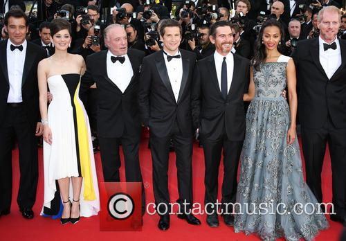 Clive Owen, Mariom Cotillard, James Cann, Billy Crudup, Guillaume Canet, Zoe Salanda and Noah Emmerich 7