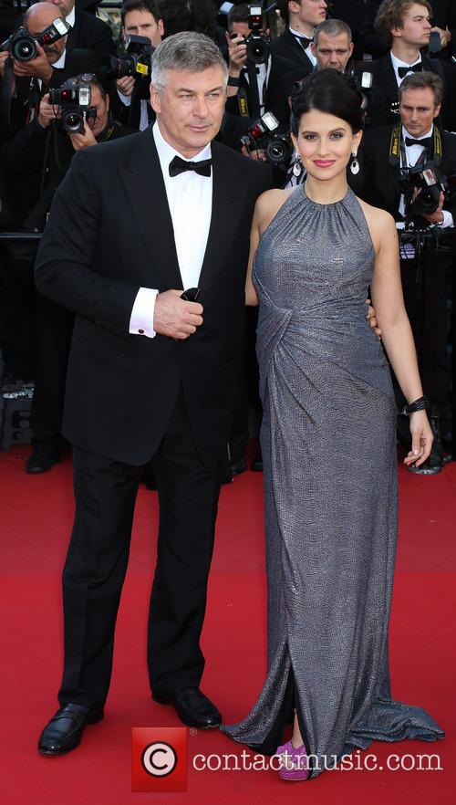 Hilaria Thomas and Alec Baldwin 5