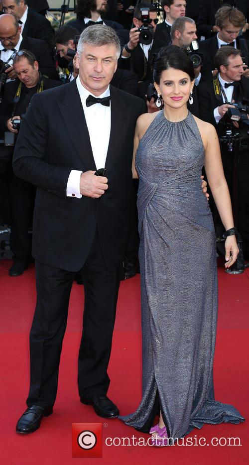 Hilaria Thomas and Alec Baldwin 6