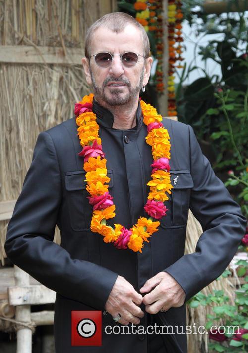 Ringo Starr, Chelsea Flower Show