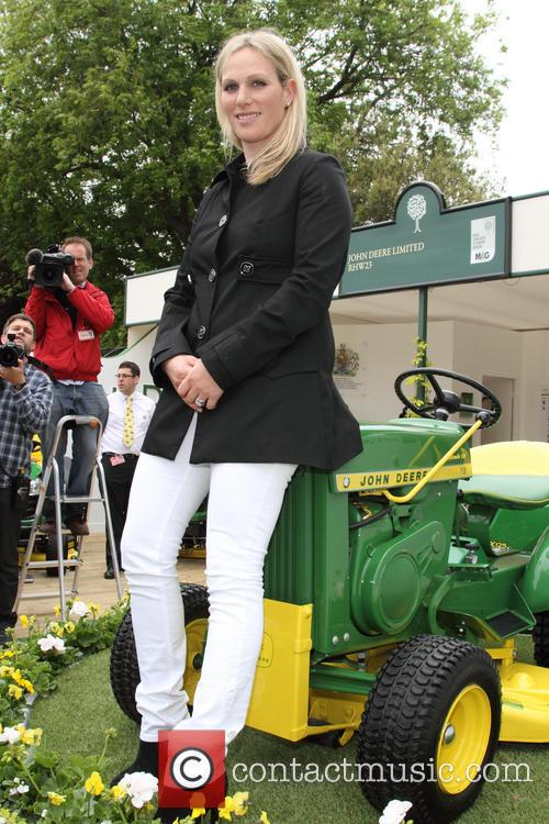 Zara Phillips 30