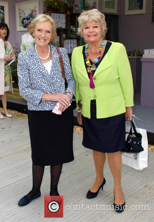 Mary Berry and Judith Chalmers 4