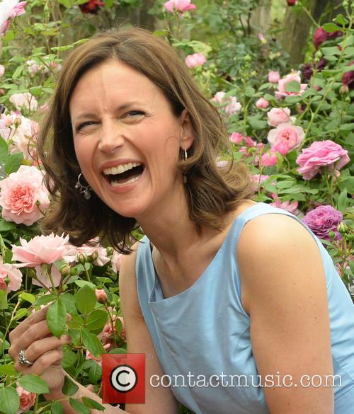 katie derham rhs chelsea flower show 2013 3676867