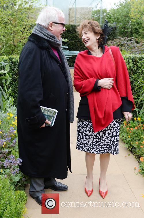 Maureen Lipman and Christopher Biggins 8