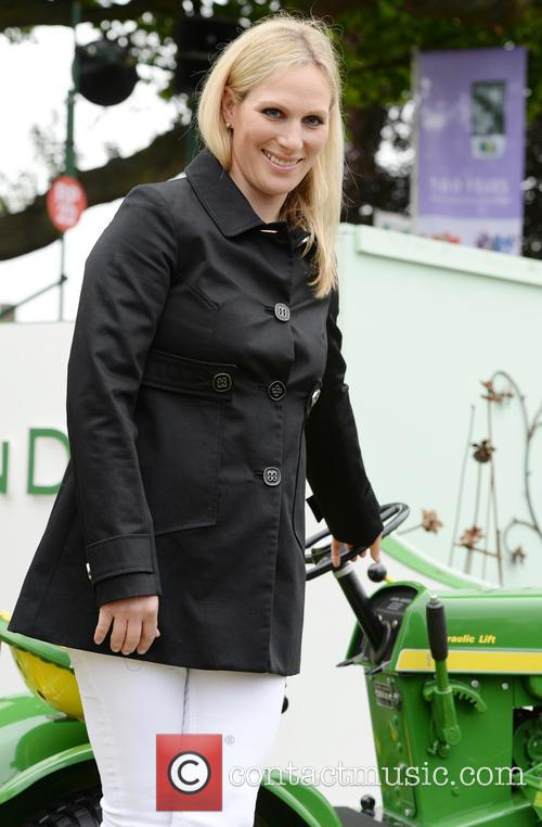 Zara Phillips 25