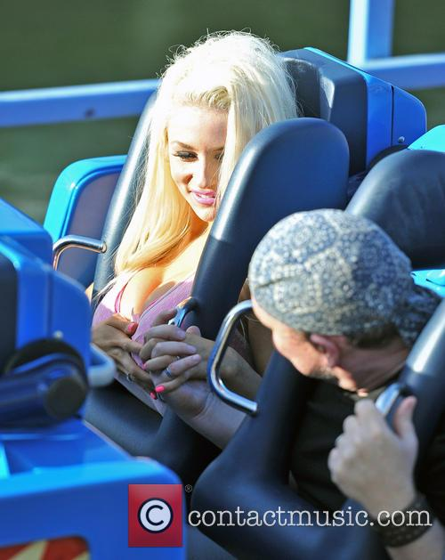 Courtney Stodden and Doug Hutchison 10