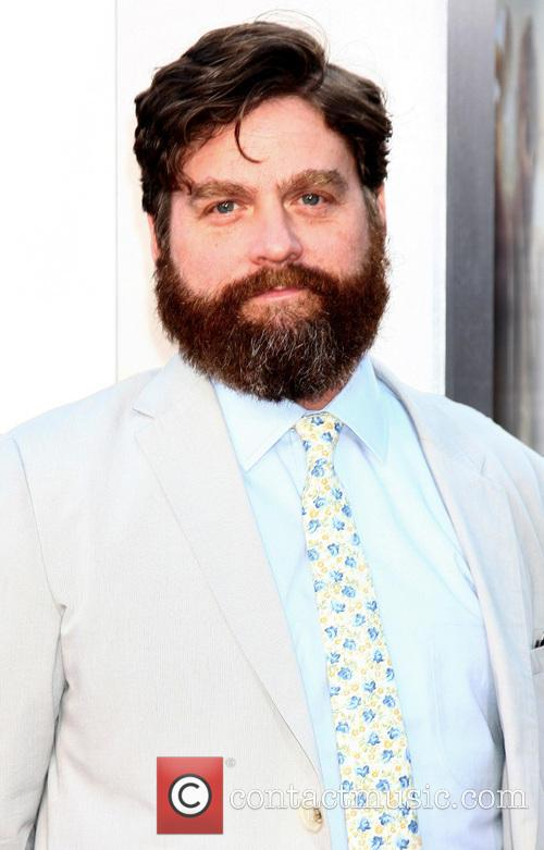 Zach Galifianakis 5