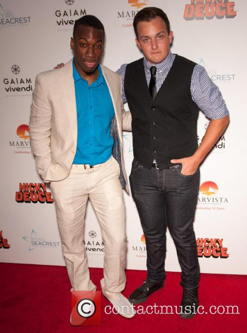 Cassius Crieghtney and Noah Munck 11