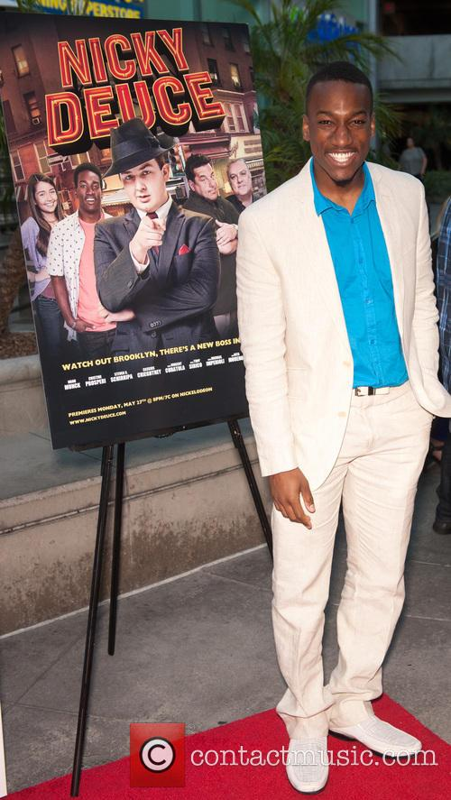 cassius crieghtney the los angeles premiere of 3677733