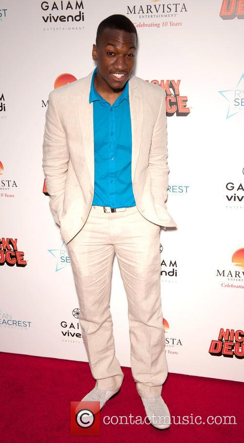 cassius crieghtney the los angeles premiere of 3677737