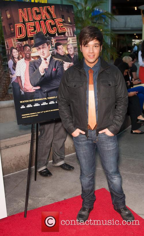 nathan kress the los angeles premiere of 3677663