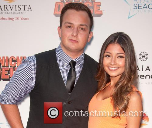 Noah Munck and Cristine Prosperi 2
