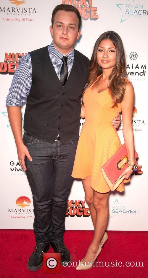 Noah Munck and Cristine Prosperi 3